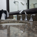King Suite Sink