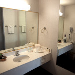 Hotel Room Sink
